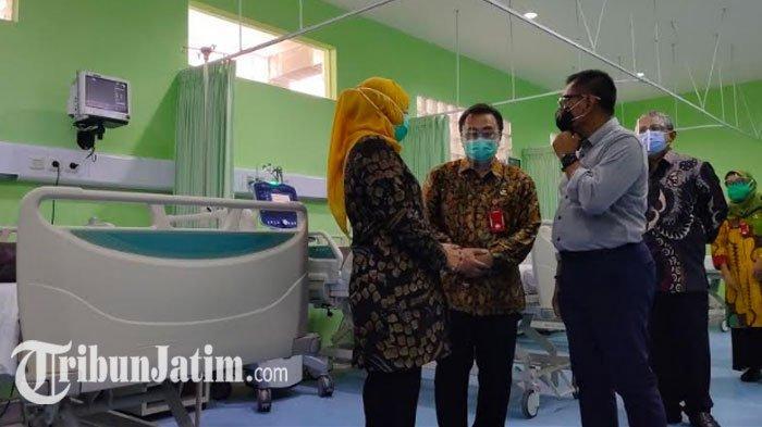 Terjadi Penumpukan Pasien IGD, RSUD dr Soetomo Surabaya Targetkan Ruang Tambahan Selesai Pekan Depan