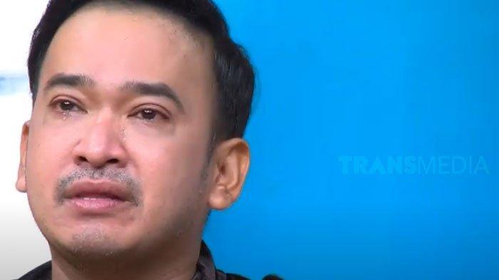Ruben Onsu menangis bahas Betrand Peto yang dibully