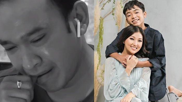 TRAGEDI 3 Anak Sarwendah Naiki Mobil Berasap di Tol, Cerita Penyelamatan Betrand & Nasib Istri Ruben