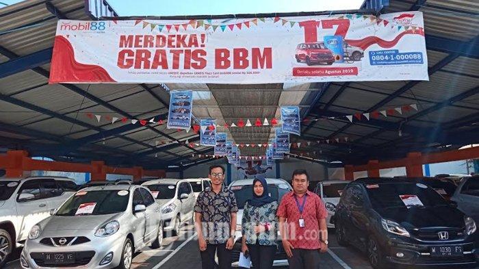 Mobil88 Surabaya Buka Promo Diskon 17 Juta Rupiah Beli Mobil Bekas Sambut HUT Kemerdekaan RI