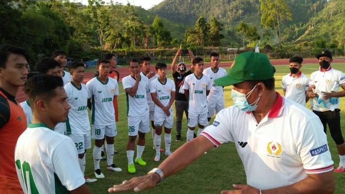 Aceh Vs Jatim Semifnal PON XX Papua 2021, Laga Hidup Mati bagi Pasukan Rudy Keltjes