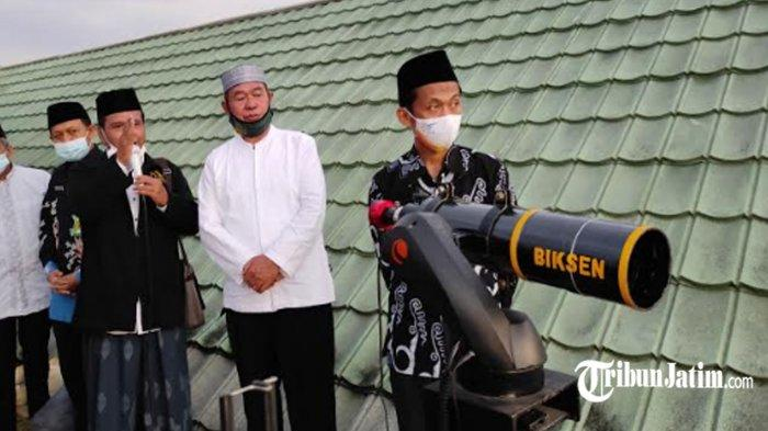 Hilal Belum Terlihat di Ponorogo, Puasa Ramadan 2021 Akan Genap 30 Hari