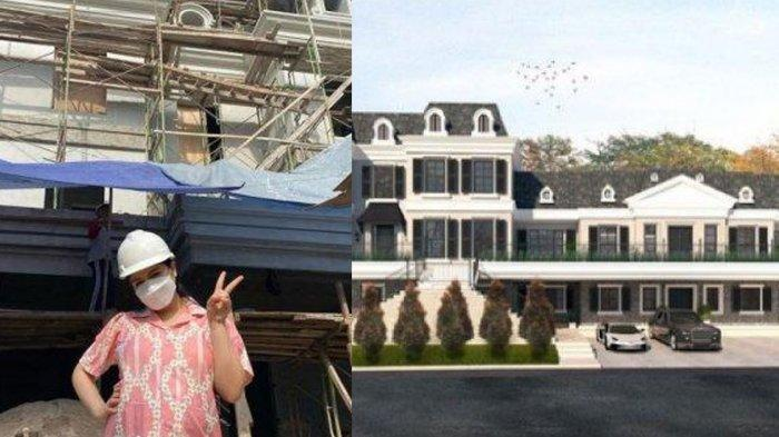 Mengintip Rumah Baru Raffi-Nagita, Ada Lift Mobil Mirip Istana Batman, Bisa Buat Ngumpul Pemain Bola