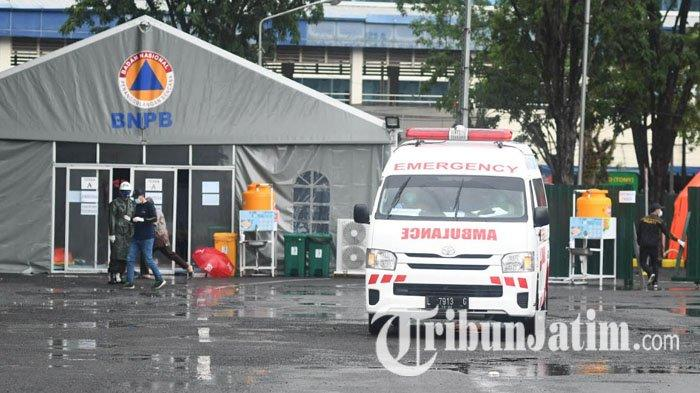Rumah Sakit Lapangan Siap Tampung Pasien Covid-19 dari Bangkalan