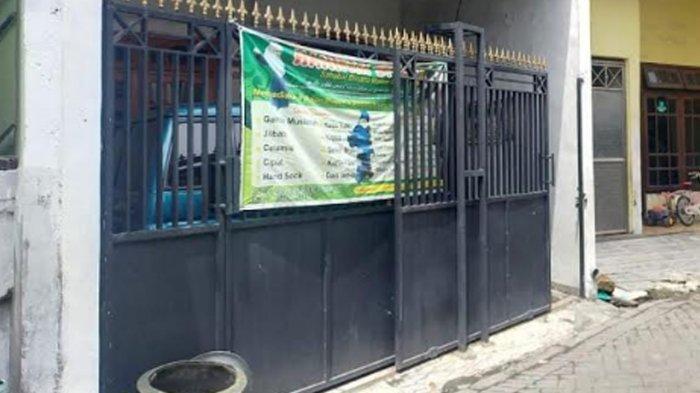 Densus 88 Sita Kotak Amal di Rumah Terduga Teroris JI Surabaya, Istri: Kosong, Tabungan Lebaran