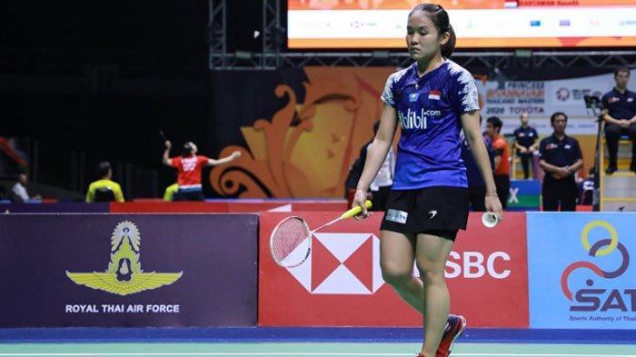 Hasil Swiss Open 2021 - Ruselli Hartawan Keok, Harapan Indonesia di Tunggal Putri Pupus