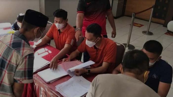 Penerimaan Tahanan Baru di Rutan Kelas I Surabaya Wajib Disertai Surat Keterangan Negatif Covid-19