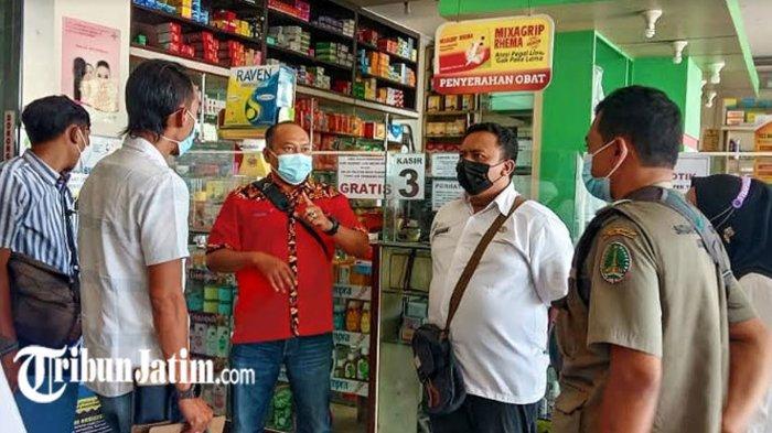 Sidak Obat-obatan dan Vitamin di Kota Pasuruan, Wali Kota Gus Ipul: Jangan Panic Buying, Stok Aman