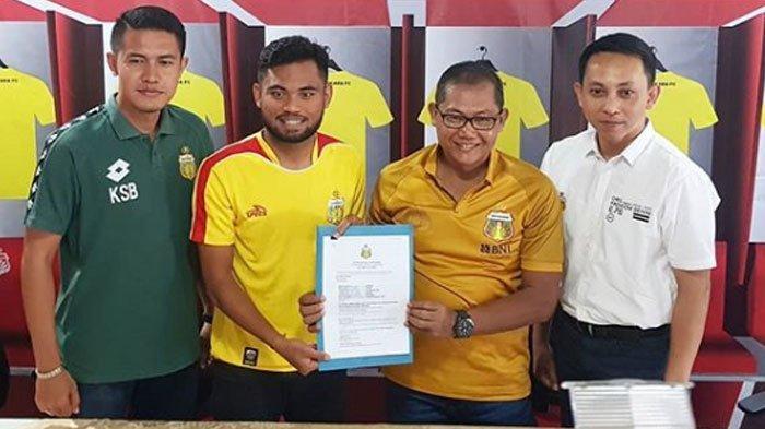 Saddil Ramdani Pilih 29 Jadi Nomor Punggungnya Bersama Bhayangkara FC, Sudah Direstui Orang Tua