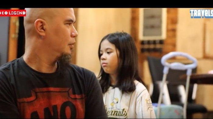 Curhat Spontan Anak Mulan Jameela Soal Nasib di Sekolah, Ahmad Dhani Teriak, Safeea: Dijauhi Teman