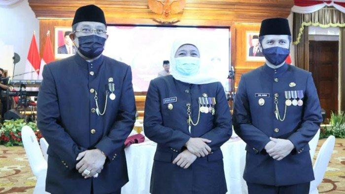 Sahat Tua Simanjuntak Apresiasi Capaian Pemerintah Provinsi di HUT Pemprov Jatim ke-75