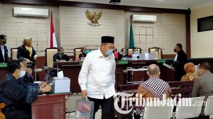 Saiful Ilah Emoh Sidang Bareng Tiga Anak Buahnya, Penyebabnya Terkuak
