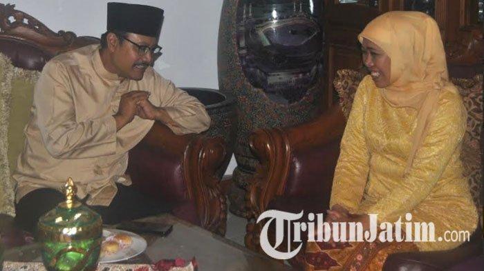 Selain Gus Ipul dan Wali Kota Risma, Khofifah Harus Intens Berkomunikasi dengan Pakde Karwo