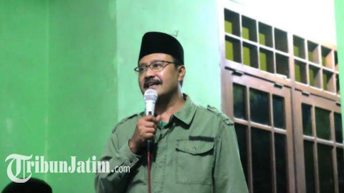 Walikota Pasuruan Terpilih Gus Ipul Bersyukur Gubernur Khofifah Sembuh Dari Covid-19
