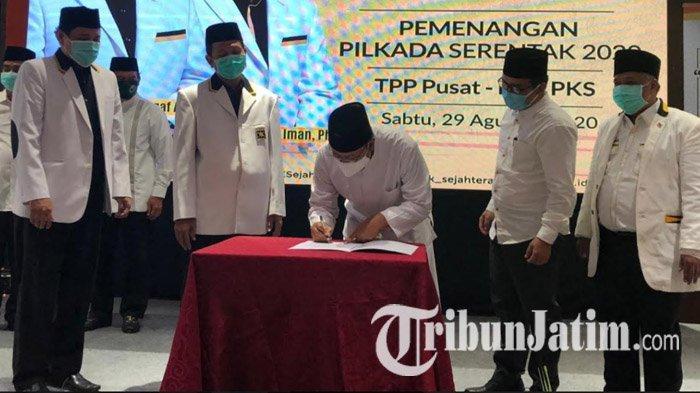 PKS Turunkan 17 Rekomendasi di Pilkada Jawa Timur 2020, Ada Gus Ipul hingga Machfud Arifin