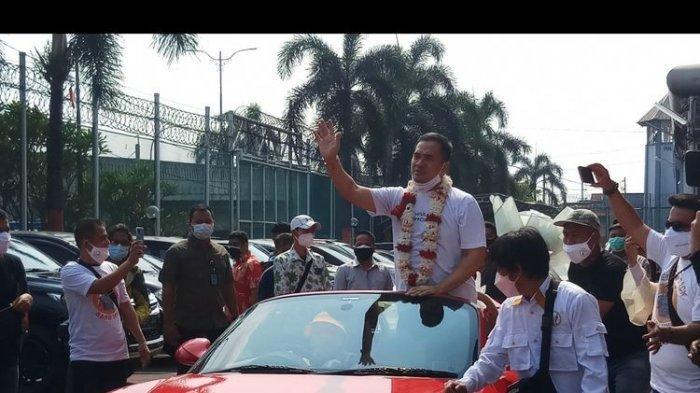 Saipul Jamil baru bebas dari penjara Lapas Kelas 1 Cipinang. Kini muncul petisi boikot.
