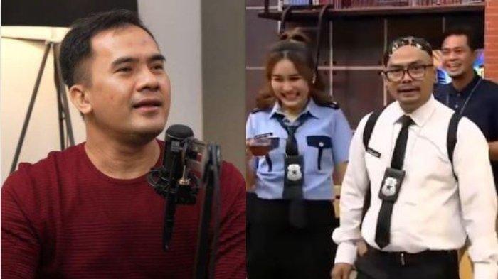 Saipul Jamil Muncul di Acara TV Ayu Ting Ting, Ending Gagal Disiarkan, Kiky Saputri Kuak Fakta Asli