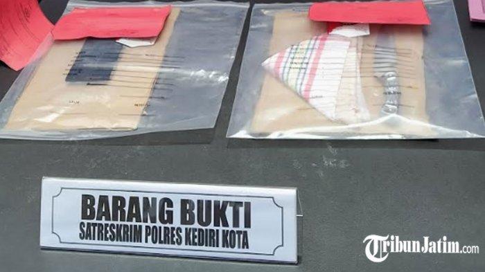 BREAKING NEWS - Terungkap Jenis Senjata Tajam yang Dipakai Membunuh Remaja di Hotel Kota Kediri