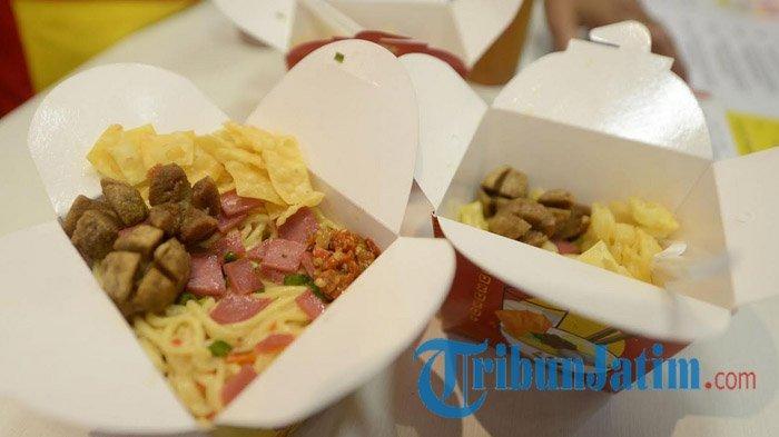 Sajian Mi Susu Pertama di Indonesia, Kini Ada di Royal Plaza Surabaya, Yuk Cobain!