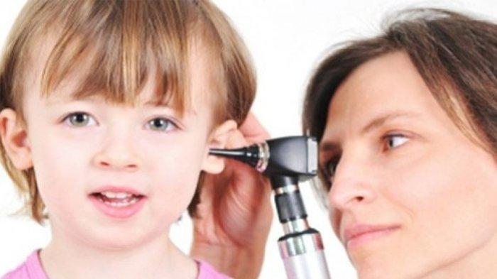 INFO SEHAT HARI INI - Waspadai Sakit Telinga pada Anak yang Buat Tersiksa