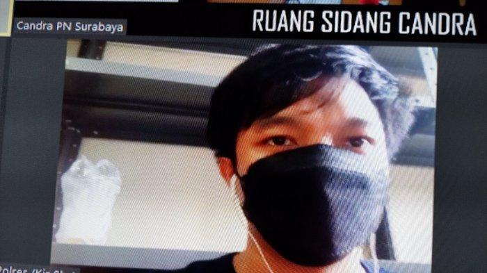 Dua Saksi Polisi Dihadirkan, Ali Usman Bandar Sabu di Surabaya Sangkal Uangnya Hasil Kejahatan