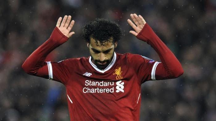 TERPOPULER BOLA: Mohamed Salah Terkonfirmasi Positif Covid-19 hingga Pembagian Grup Euro 2020