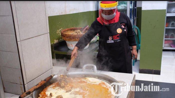 Pemerintah Larang Mudik, Pengusaha Kuliner di Trenggalek Pesimistis Omzet Bisa Naik