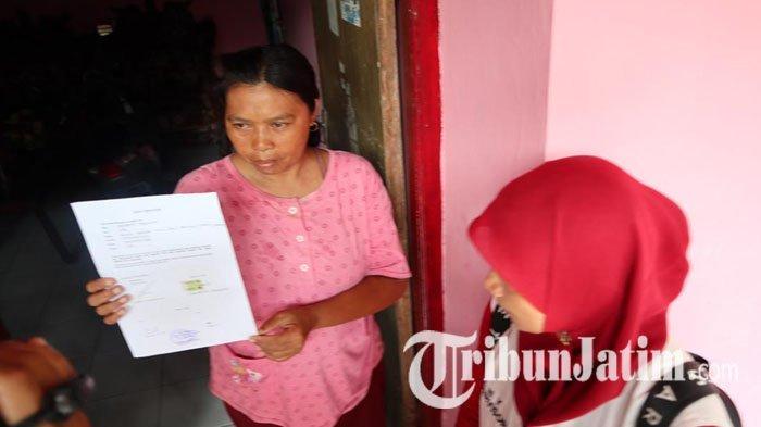 Ada Stikerisasi Bansos dari Pemkab Jombang, Ribuan Kelurga Harapan Pilih Mundur, Alasannya Ini