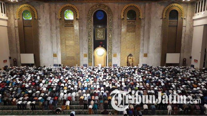 Fatwa MUI Terkait Ibadah di Indonesia saat Wabah Virus Corona, dari Salat Jumat hingga Pengajian