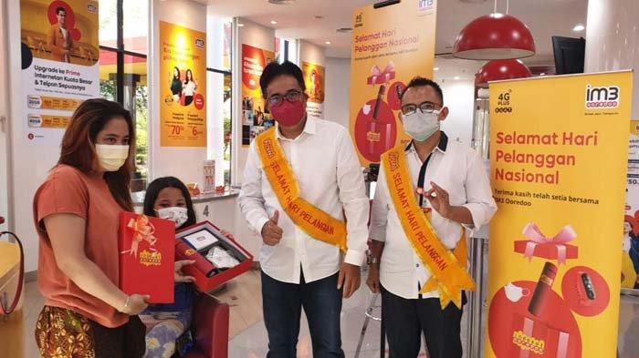 Hari Pelanggan Nasional 2021, Indosat Ooredoo Hadirkan GERAI ONLINE, Ada Banyak Promo Spesial!