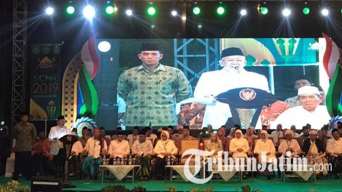 Wapres Maruf Amin & Beberapa Menteri Hadiri SCNC di Surabaya, Menag Fachrul Razi Malah Tak Hadir