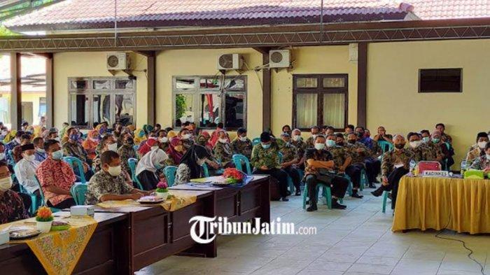 Polres Sampang Panggil Seluruh Kepala Sekolah di Sampang Di Tengah Pelaksanaan PTM Terbatas