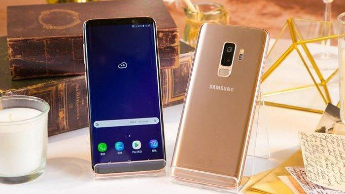 Awalnya Hanya 3 Varian, Samsung Galaxy S9 dan S9+ Kini Kenalkan Warna Baru 'Sunrise Gold'