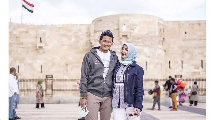 Nur Asia Terpapar Covid-19, Sandiaga Uno Ungkap Kondisi Istrinya: Alhamdulillah Sehat, Mohon Doanya