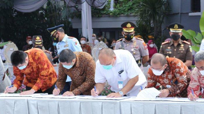 Dukung Ekonomi Digital Surabaya, Grab Jalin Kerja Sama dengan Pemerintah Kota