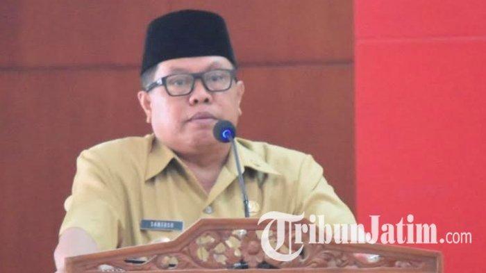 Plt Wali Kota Santoso: Blitar Sudah Kondusif, Aktivitas Warga Normal, Terima Kasih Pemprov Jatim
