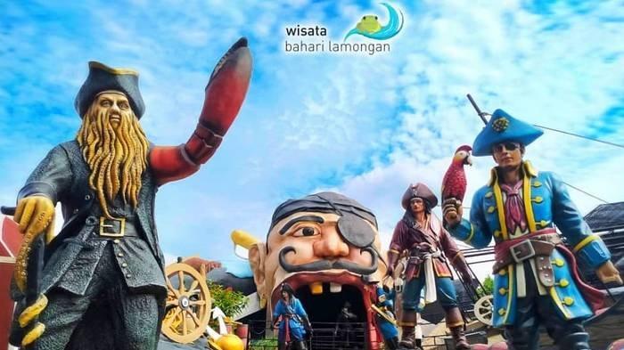 Harga Tiket Masuk Wisata Bahari Lamongan (WBL),Cocok Buat Libur Akhir Tahun, ini Rute dan Wahananya