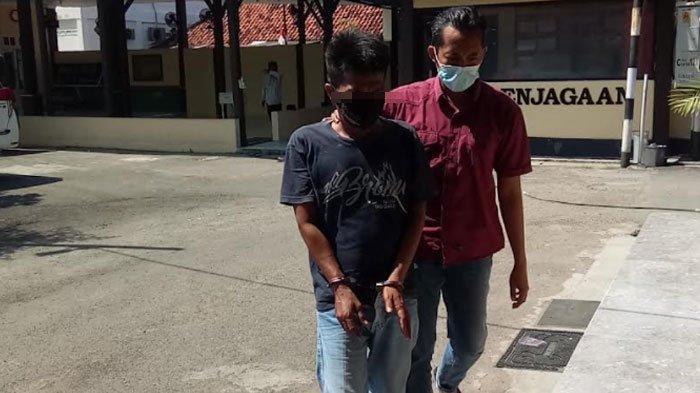 Maling di Sampang Tinggalkan Motor Curian Karena Mogok di Jalan, Ditangkap Warga yang Curiga