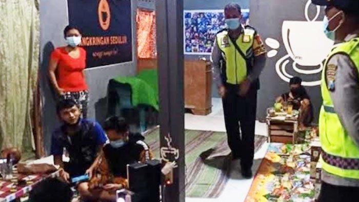 Pelaksanaan PPKM Di Kabupaten Nganjuk Selesai Hari Ini, Operasi Yustisi Berlanjut
