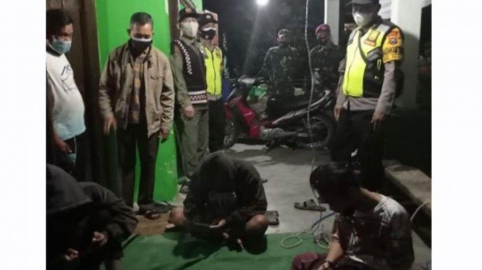 Kabupaten Nganjuk Galakkan Patroli PPKM Level 4 Intensif, Dorong Sikap Gotong-royong Lawan Covid-19