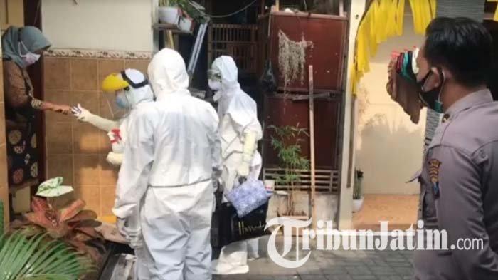 Tekan Angka Kematian, Satgas Covid-19 Kota Blitar Pindah Semua Pasien Isolasi Mandiri ke Isoter