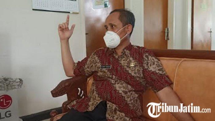 Pemerintah Kabupaten Kediri Terapkan PPKM Skala Mikro Jilid III, Berharap Bisa Masuk Zona Kuning