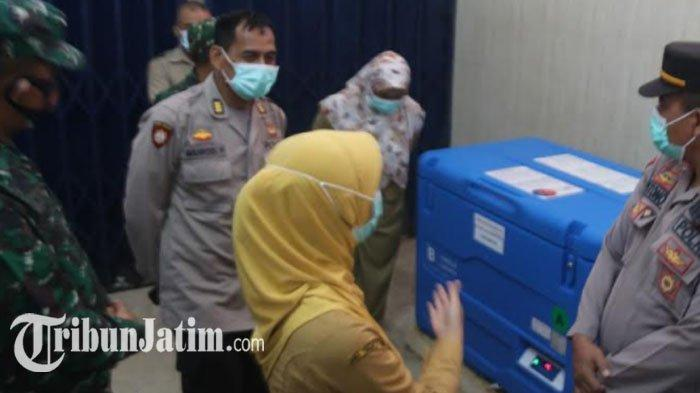 Kabupaten Jember Siap Menerima Vaksin Covid-19 dari Pemprov Jatim