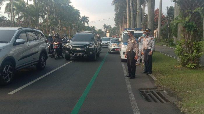 Cegah Aksi Kebut-kebutan di Jalan Besar Ijen, Satlantas Polresta Malang Kota akan Pasang Pita Kejut