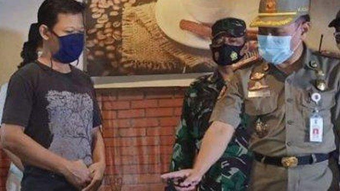 Pemilik Warung Ancam Bunuh Satpol PP Tuban, Emosi Pengunjungnya Dirazia saat Operasi Yustisi