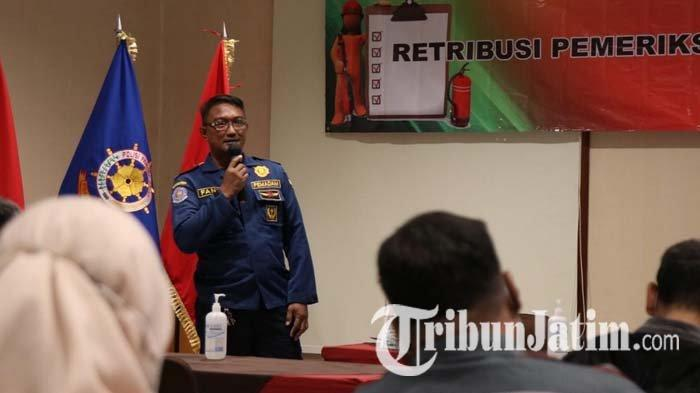 Satpol PP Kota Kediri Bakal Sidak Ketersediaan Alat Pemadam Kebakaran di Kantor dan Perusahaan