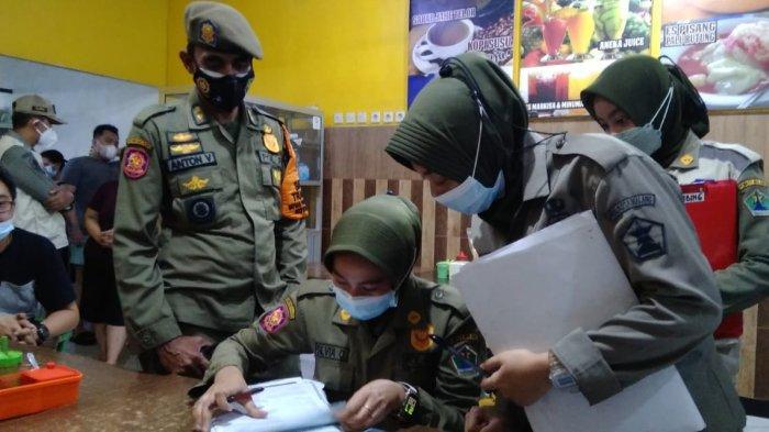 Level PPKM Kota Malang Menurun, Penyitaan Barang Bukti Oleh Satpol PP Kota Malang Berkurang