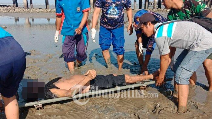 Mayat Pria di Perairan Lanal Batuporon Bangkalan, Tak Ada Identitas