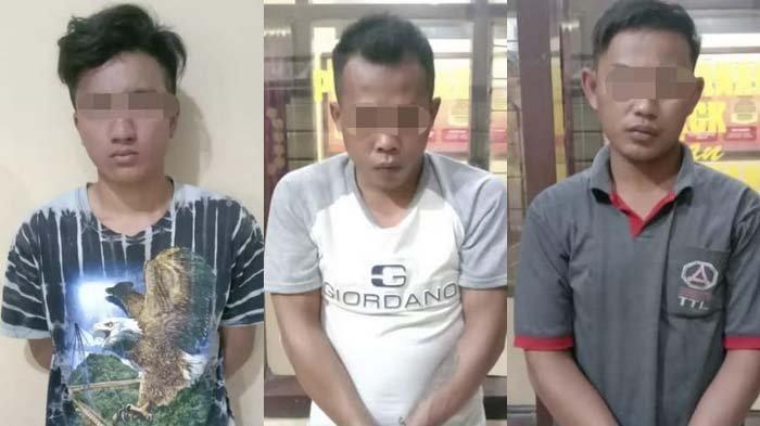 Hendak Jual Barang ke Pedagang Rongsokan, Komplotan Pencuri di Sekolah Lumajang Dicokok Polisi