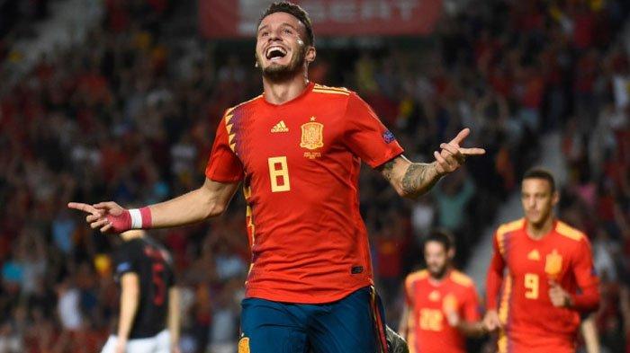 Spanyol Vs Kroasia, Finalis Piala Dunia 2018 Dilumat Habis oleh Tim Matador 0-6